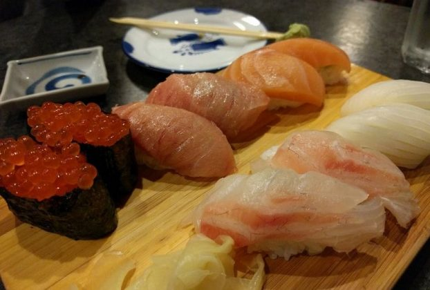 Image Photo of best places to eat osaka sushi yakko sushi menu Pictures