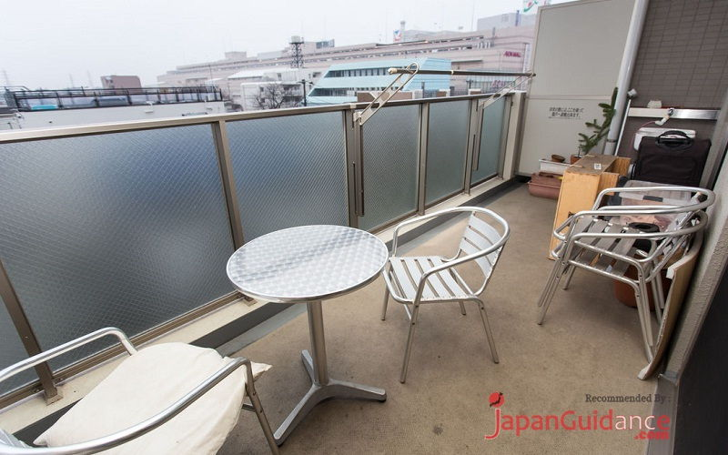 Image Photos of vacation rentals tokyo chiba private room balcony smoking area Pictures