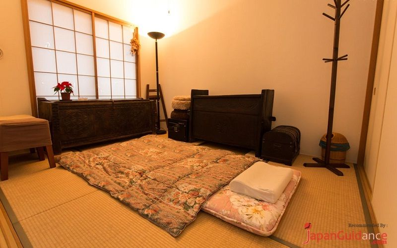 Image Photos of vacation rentals tokyo chiba private room bed in tatami Pictures