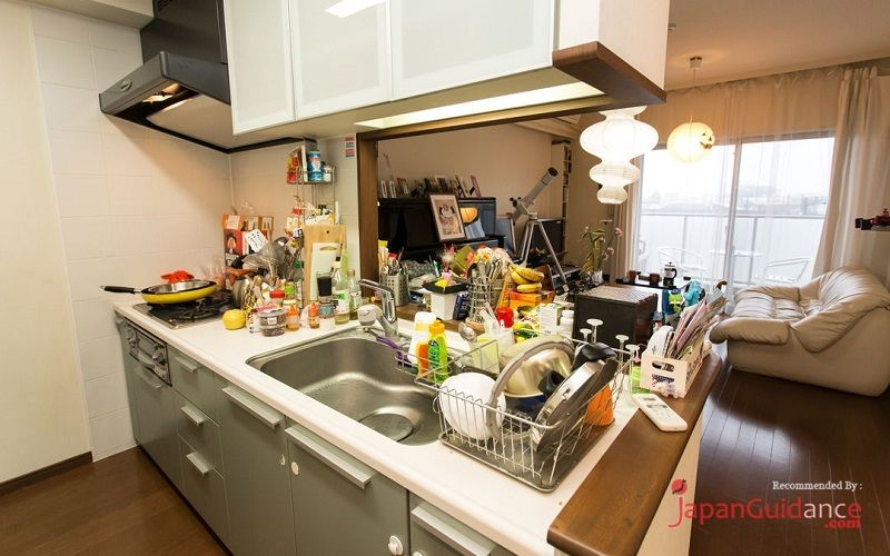 Image Photos of vacation rentals tokyo chiba private room cooking area Pictures