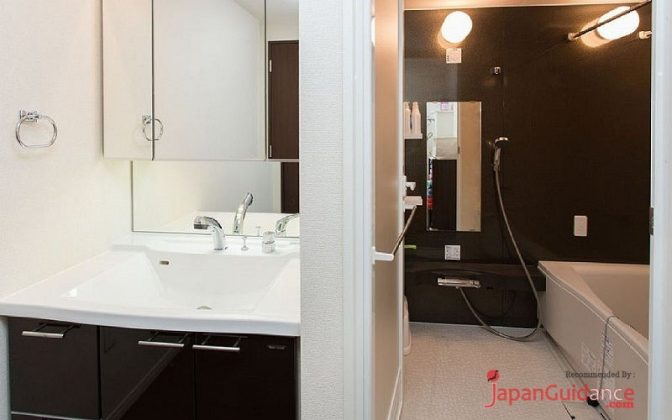 Image Photos of vacation rentals tokyo five diamond international apartment bathroom Pictures