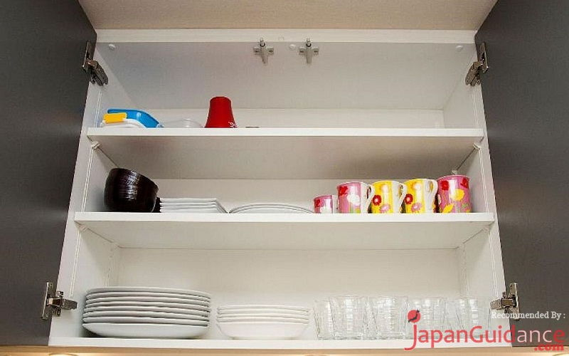 Image Photos of vacation rentals tokyo five diamond international apartment cooking utensils Pictures
