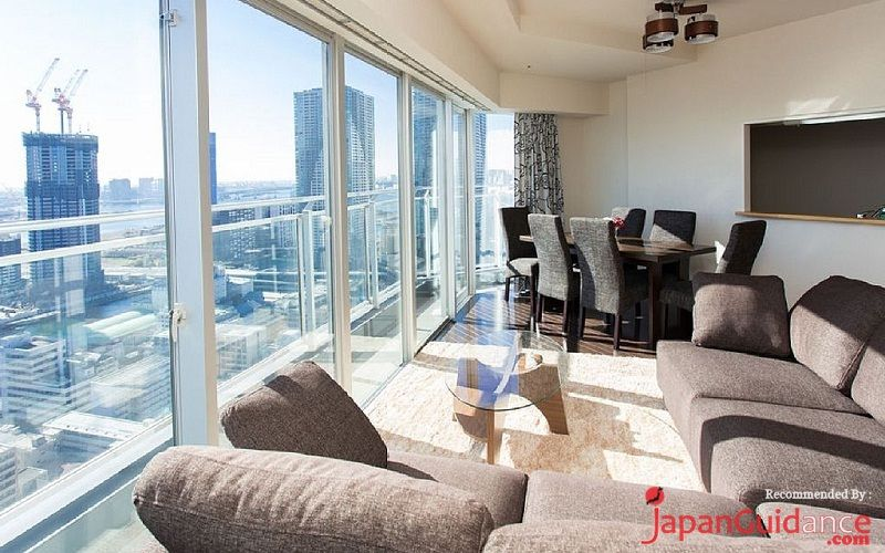 Superior Image Photos Of Vacation Rentals Tokyo Five Diamond International Apartment Living  Room Pictures