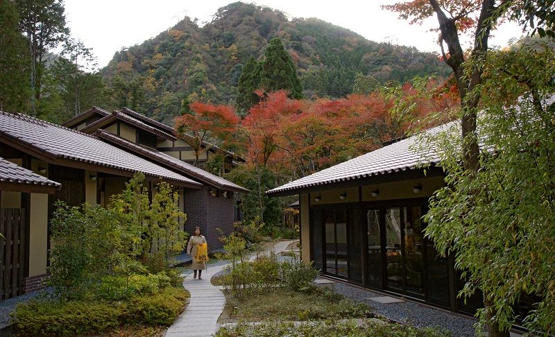 Image Photo of which cities to visit in japan arima onshen gosho besso kobe japan Pictures