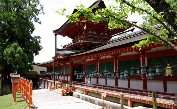 Image Photo of which cities to visit in japan kasuga taisha Pictures