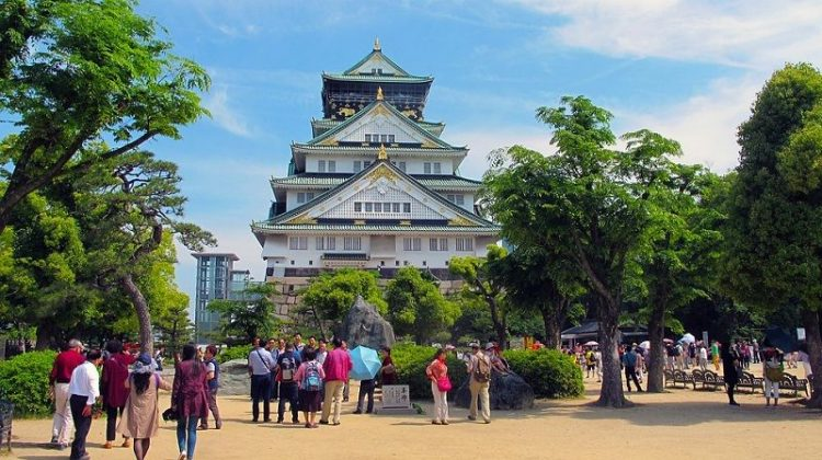 Image Photo of which cities to visit in japan osaka castle Pictures