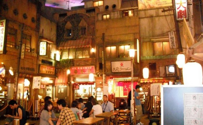 Image Picture of which cities to visit in japan ramen museum osaka Photos