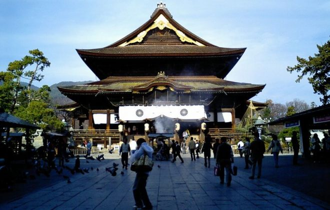 Image Photo of which cities to visit in japan zenko ji temple nagano Pictures