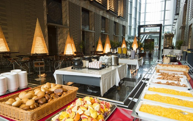 Photo Image Hotel Villa Fontaine Shiodome Breakfast