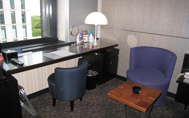 Photo Image Hotel Villa Fontaine Shiodome Room Furniture