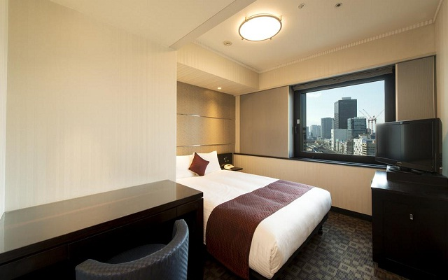 Photo Image Hotel Villa Fontaine Shiodome View