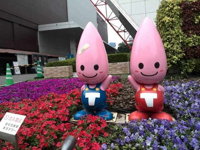 Image of Mascot of Tokyo Tower Facts for Kids