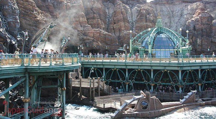Image Photo of tokyo disney sea at mysterious island port Pictures