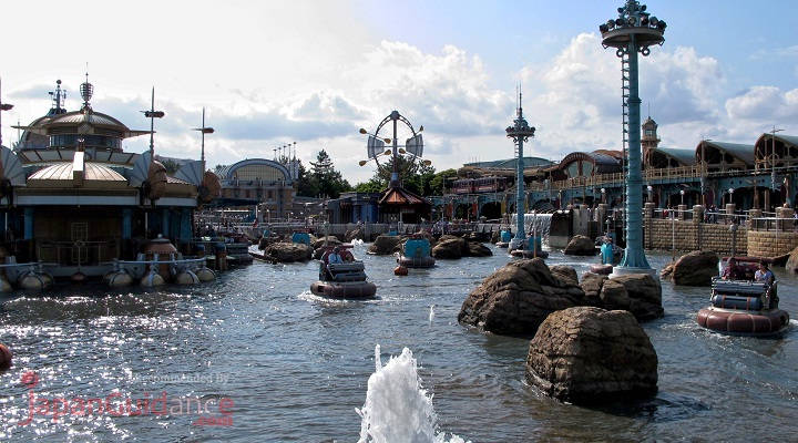 Image Photo of tokyo disney sea at port discovery Pictures