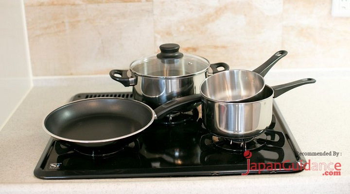 Image Photo of Tokyo Vacation Rentals Shibuya - Shinjuku Area - Have Cooking Utensil Pictures