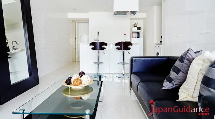 Image Photo of Tokyo Vacation Rentals Shibuya - Stylish and Modern Room Shibuya - Comfortable Place Pictures