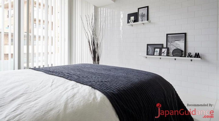 Image Photo of Tokyo Vacation Rentals Shibuya - Stylish and Modern Room Shibuya - Queen Bed for Couple Pictures