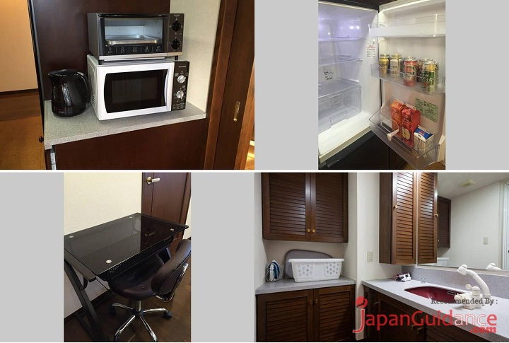 Image Photo of Tokyo Vacation Rentals Shibuya - Super Spacious & Luxury - Facilities Pictures
